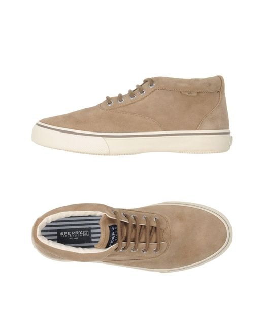 Sperry Top-Sider - Natural Low-tops & Sneakers for Men - Lyst