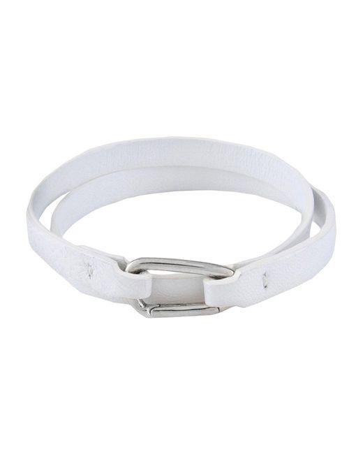 JvdF - White Bracelet - Lyst