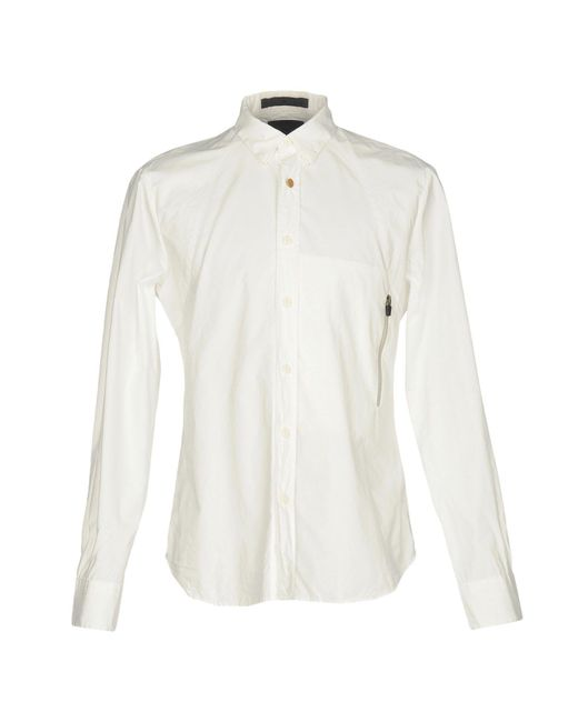 North Sails - White Shirt for Men - Lyst