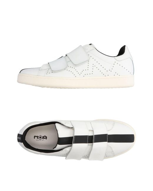 MOA - White Low-tops & Sneakers for Men - Lyst
