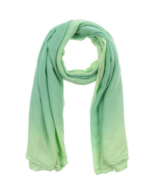 Faliero Sarti - Green Scarf - Lyst