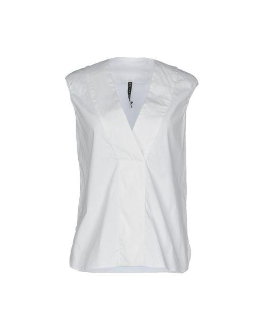 Manila Grace - White Top - Lyst