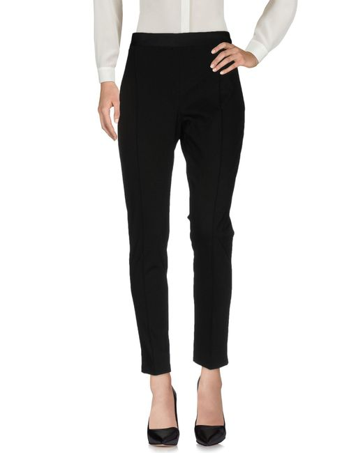 PS by Paul Smith - Black Casual Trouser - Lyst