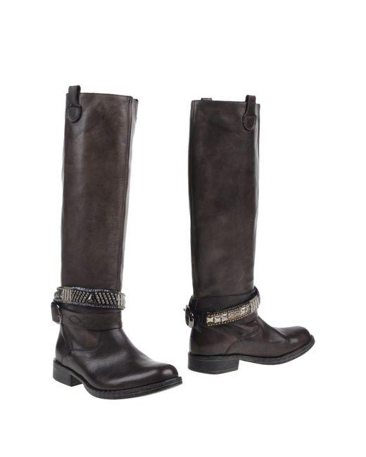 Maliparmi - Black Boots - Lyst