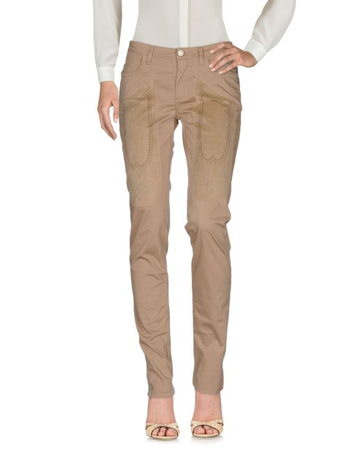 Jeckerson | Natural Casual Trouser | Lyst