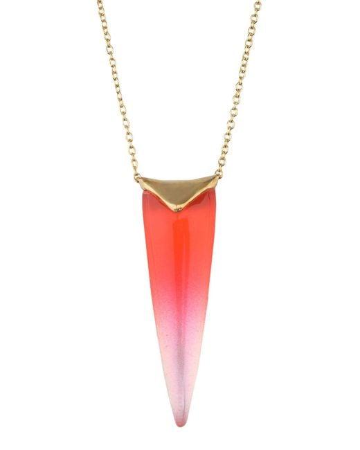 Alexis Bittar - Metallic Necklace - Lyst