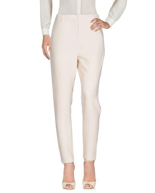 Brunello Cucinelli Gray Casual Pants