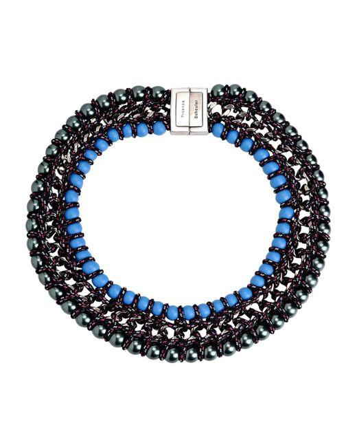 Proenza Schouler | Black Necklace | Lyst