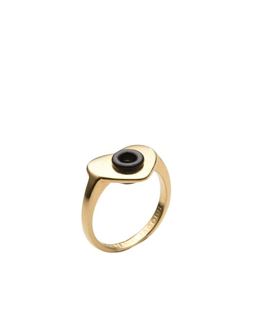 Marc By Marc Jacobs | Black Ring | Lyst