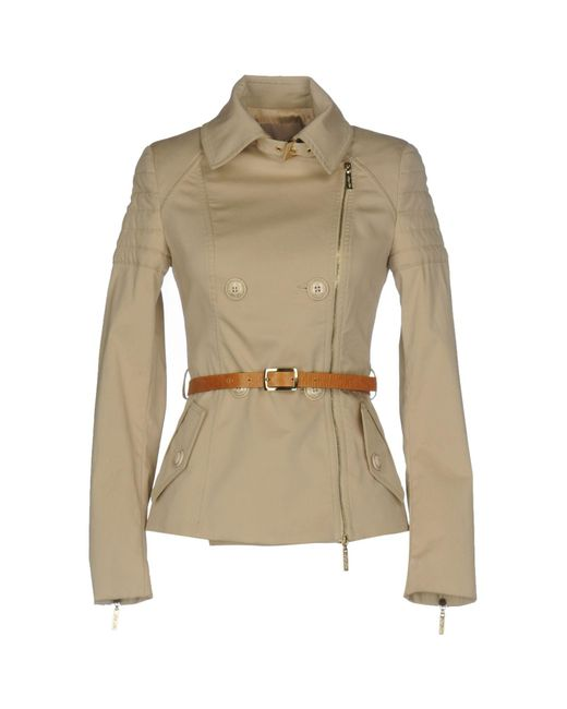 Betty Blue - Natural Jacket - Lyst