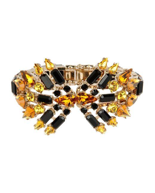 Roberto Cavalli | Black Bracelets | Lyst