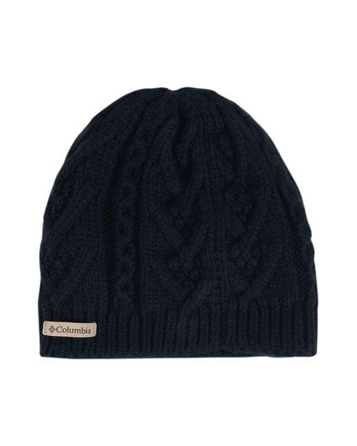 Columbia - Black Hat for Men - Lyst