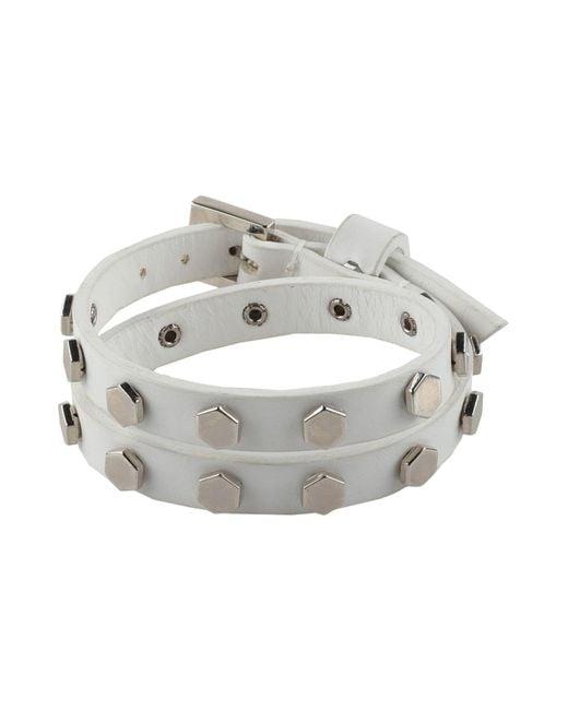 A Brand Apart - White Bracelet - Lyst