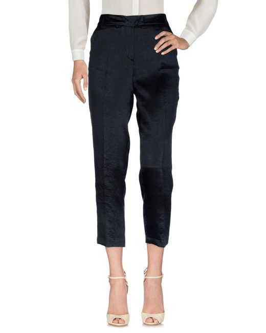 Jijil - Black Casual Trouser - Lyst