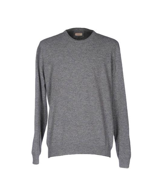 Altea - Gray Sweaters for Men - Lyst