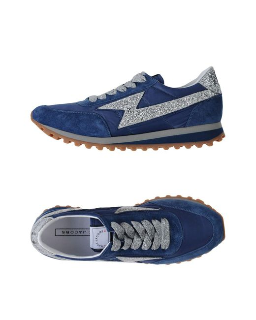 Marc Jacobs | Blue Low-tops & Sneakers for Men | Lyst