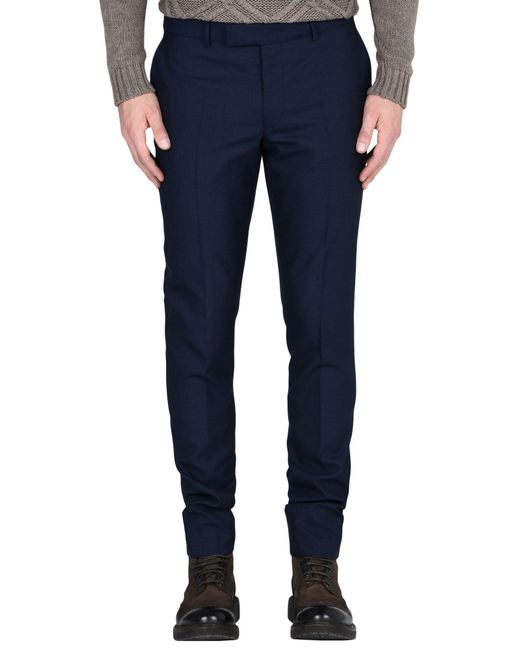 The Kooples - Blue Casual Trouser for Men - Lyst