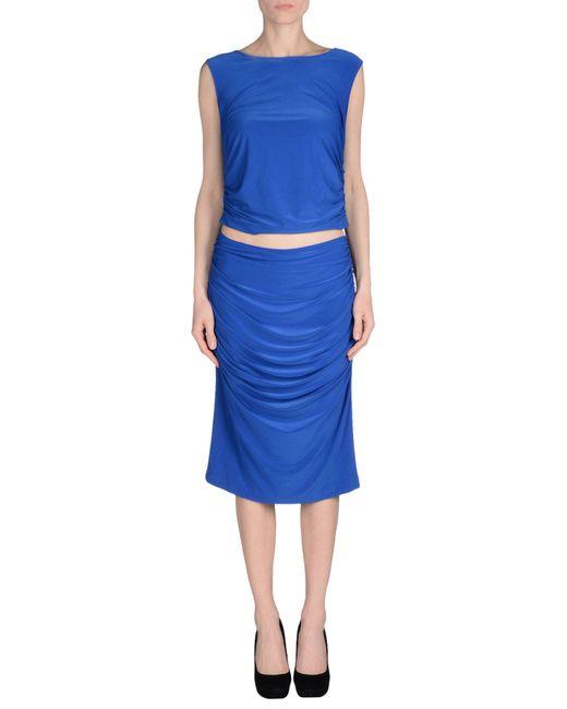 Kamalikulture | Blue Knee-length Dress | Lyst