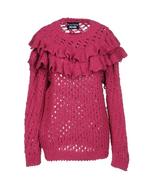 Boutique Moschino - Multicolor Sweaters - Lyst