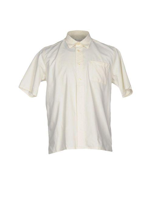Hope - White Shirt for Men - Lyst