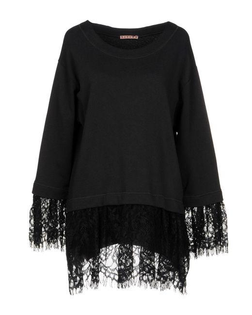 Dv Roma - Black Sweatshirts - Lyst