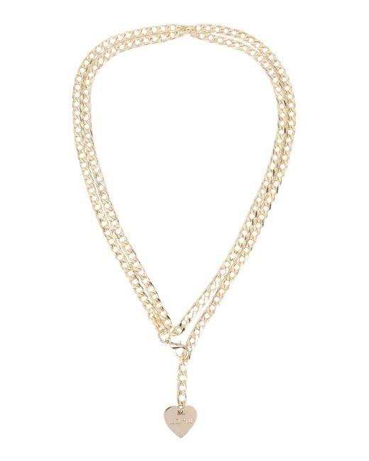 Lucky Lu Milano | Metallic Necklace | Lyst