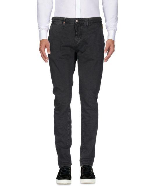 Meltin' Pot - Gray Casual Trouser for Men - Lyst