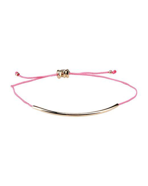 Marc By Marc Jacobs   Pink Bracelet   Lyst