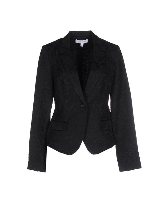 Elizabeth and James | Black Blazer | Lyst