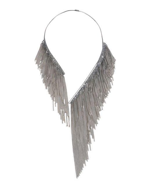 Emanuele Bicocchi - Metallic Necklace - Lyst