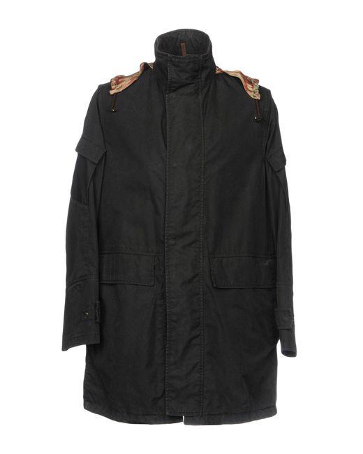 Herno - Black Jacket - Lyst
