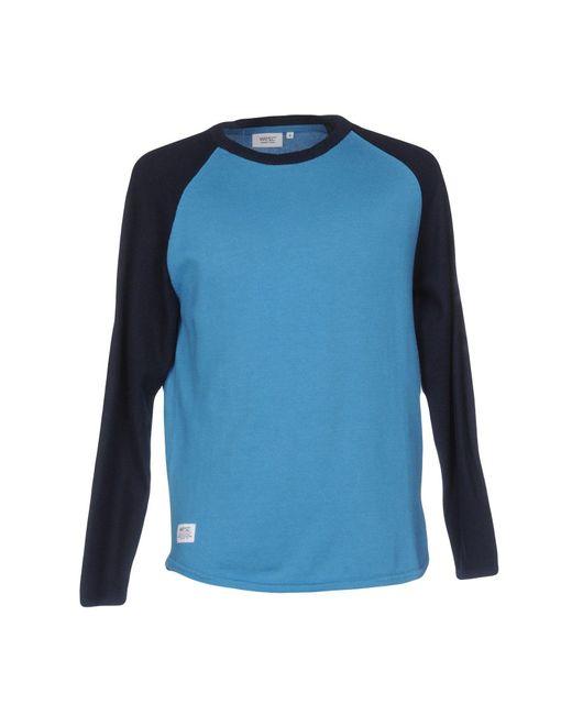 Wesc Blue Sweater for men