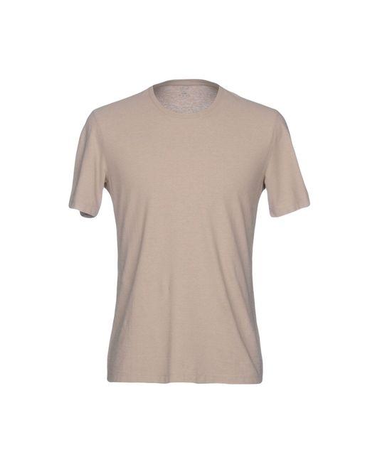 Altea - Natural T-shirts for Men - Lyst