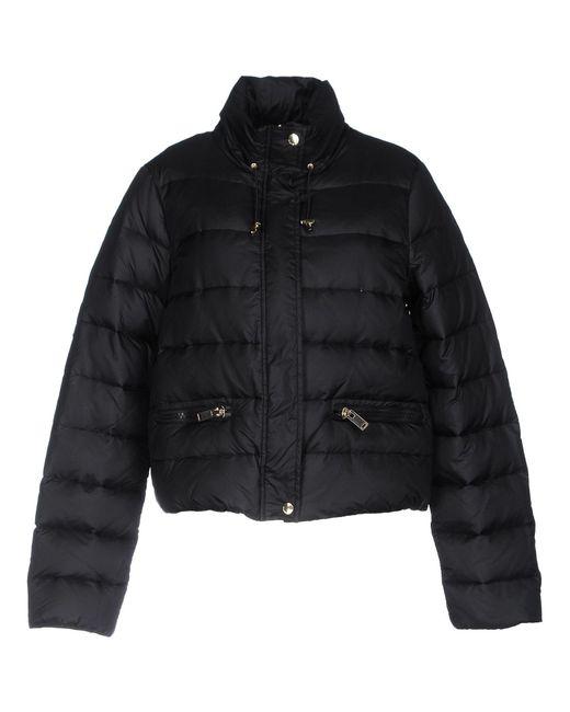 Silvian Heach   Black Down Jacket   Lyst