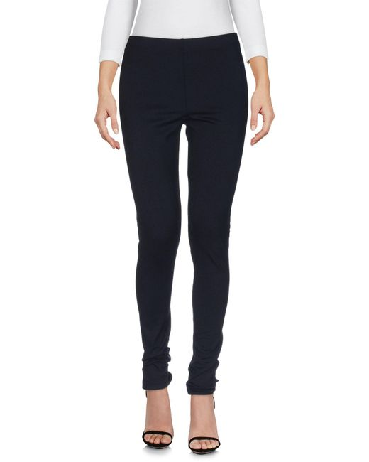 David Lerner - Black Leggings - Lyst