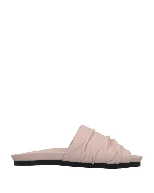 Peter Non - Pink Sandals - Lyst
