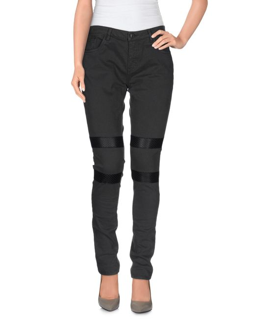 Lot78 - Gray Casual Pants - Lyst