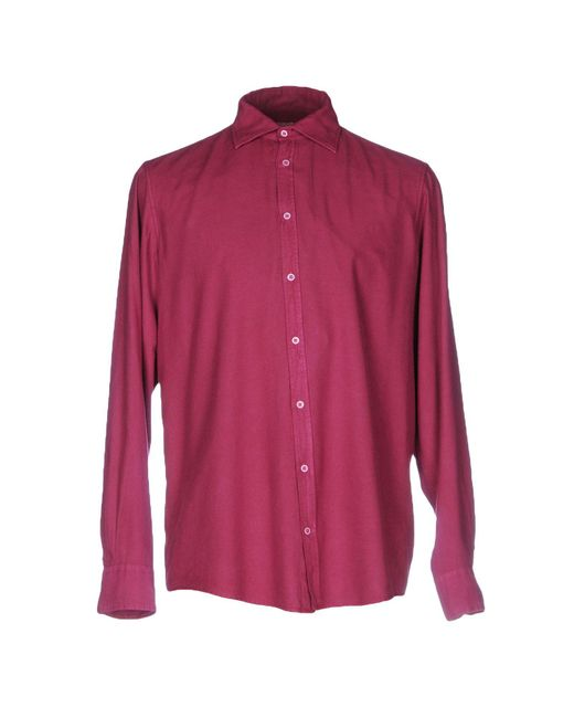 Massimo Alba - Multicolor Shirt for Men - Lyst