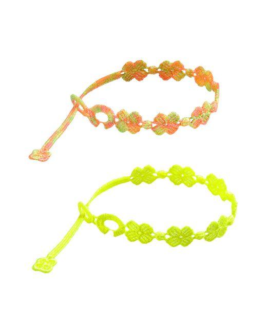 Cruciani | Yellow Bracelet | Lyst