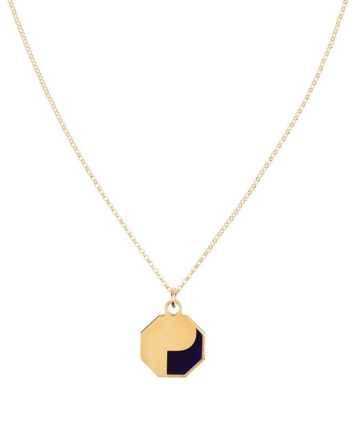 Lily Kamper - Metallic Necklaces - Lyst