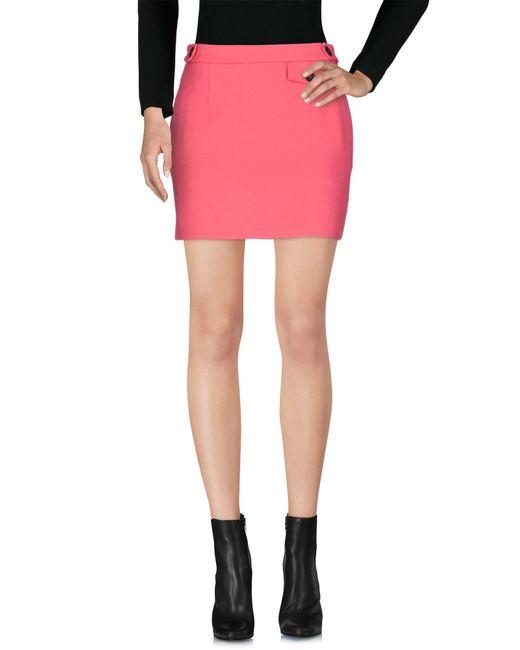 Paul & Joe - Pink Mini Skirt - Lyst