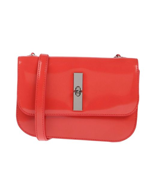 Tosca Blu - Red Cross-body Bag - Lyst