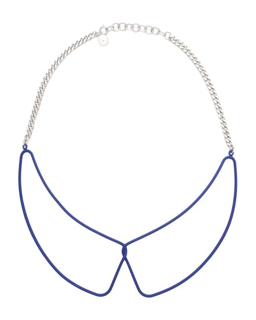Marc By Marc Jacobs - Blue Necklaces - Lyst