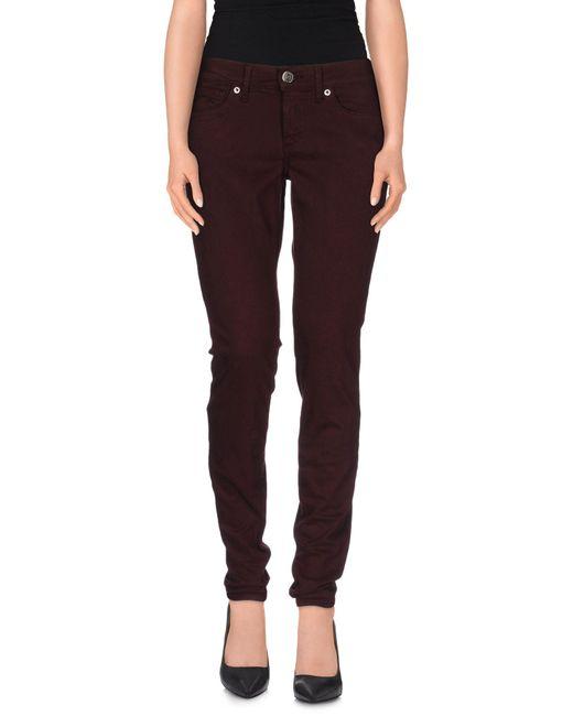 True Religion - Purple Casual Pants - Lyst
