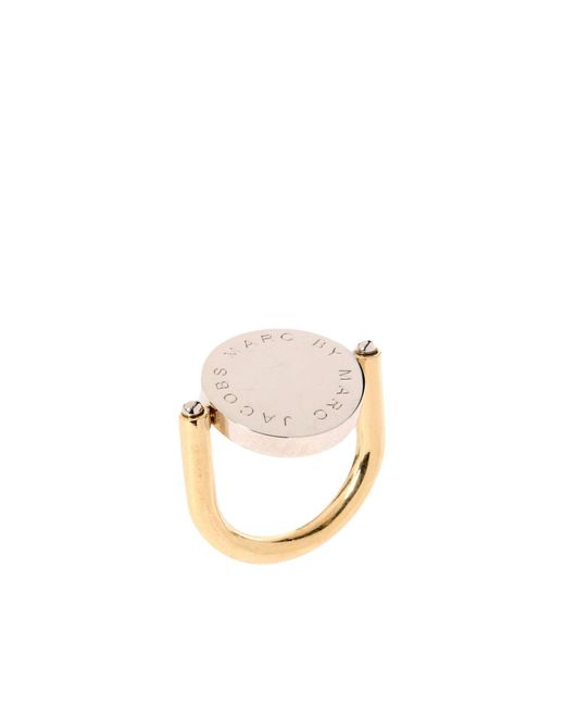 Marc By Marc Jacobs | Metallic Ring | Lyst