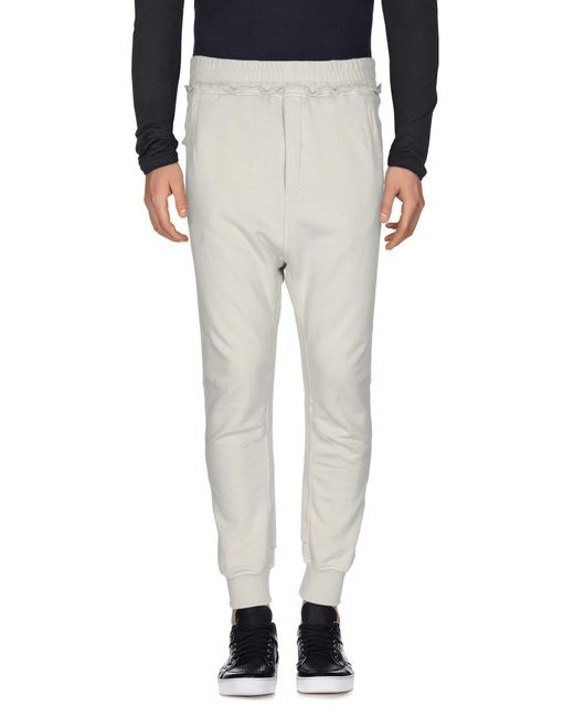 Ring | Gray Casual Pants for Men | Lyst