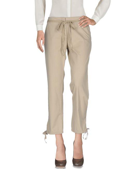 Aspesi - Natural Casual Pants - Lyst