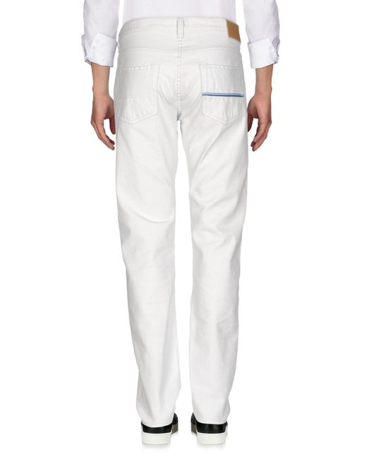 Care Label | White Denim Pants for Men | Lyst