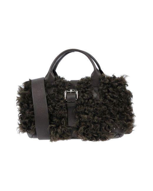 P.A.R.O.S.H. - Black Handbag - Lyst