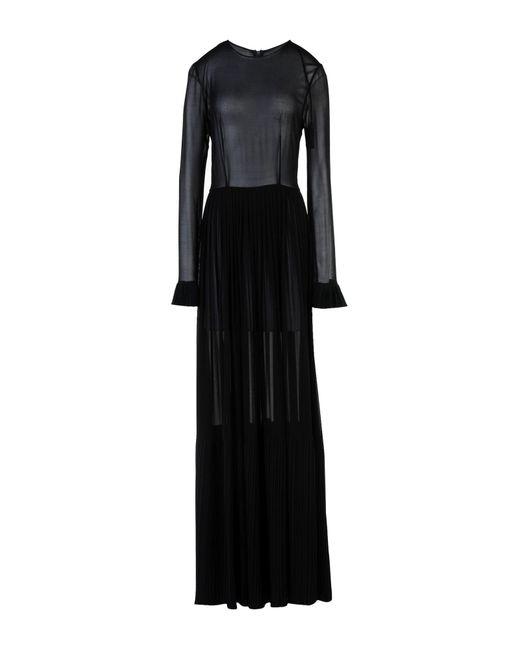 Daniele Carlotta - Black Long Dress - Lyst